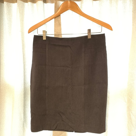 The Limited Dresses & Skirts - Gray pencil skirt
